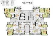锦绣一方2室2厅1卫44--96平方米户型图
