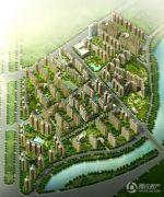 宁江新城规划图