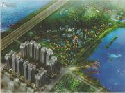 夏威夷城市广场效果图