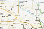 临港首府交通图