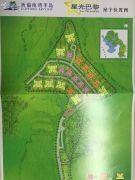 祈福南湾半岛规划图