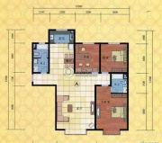 电力佳苑3室2厅2卫174平方米户型图