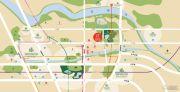 翡翠公园交通图