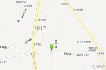 利川南滨花园