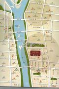 御山河交通图