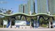 横琴总部大厦交通图