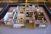 九龙仓时代上城4室2厅2卫180平方米户型图