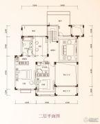 中国铁建领秀城0室0厅0卫307平方米户型图