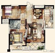 中海凤凰熙岸・玺荟2室2厅1卫0平方米户型图
