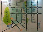 蓝天森林花苑五期交通图