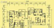 中兴紫麟城3室2厅2卫131--146平方米户型图
