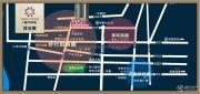 润华・时代中心交通图