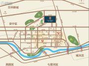 保利・领秀山交通图