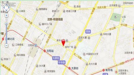 朗勤泰元中心