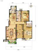中国铁建・北京山语城0室0厅0卫115平方米户型图