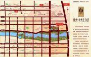建业森林半岛三期半岛澜湾交通图