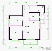 上上城青年社区二期2室0厅0卫79平方米户型图