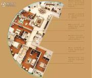 南通中央商务区6室2厅2卫362平方米户型图