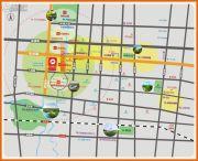 明发世贸中心交通图
