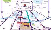 燕阳城交通图