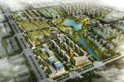 绿地商务城效果图
