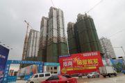 南宁安吉万达广场实景图