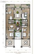和居壹海江山3室2厅2卫153--227平方米户型图