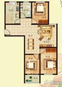 新奥花园3室2厅1卫0平方米户型图