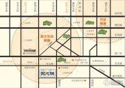 高远时光城交通图