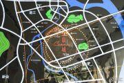 国际康城交通图
