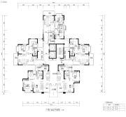 汇川喜来公社2室2厅1卫0平方米户型图