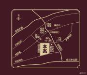 金义华府交通图