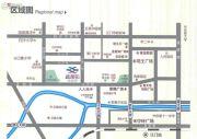 新都荟交通图