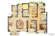 首创锦悦4室2厅2卫0平方米户型图