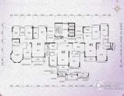 锦绣国际花城4室2厅2卫172平方米户型图