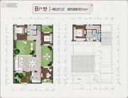 易辰江南大院0室0厅0卫125平方米户型图