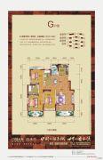 威尼斯水景城3室2厅2卫120--128平方米户型图