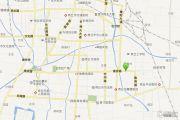 东城名邸交通图