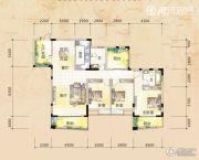 三祺长岛花园3室2厅2卫139平方米户型图