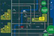 东方万国企业中心交通图