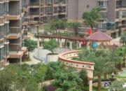 蓝湾国际城实景图