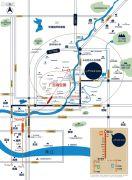 碧桂园御湖城交通图