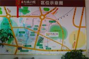 中糖・大城小院交通图