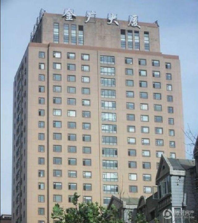 金广大厦实景图