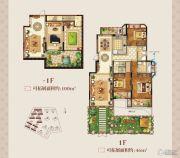正荣学府壹号3室2厅2卫143平方米户型图