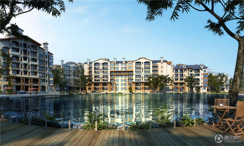 一线海景洋房海邑长滩 项目均价8000元/平方米