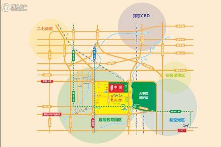 华南城中园