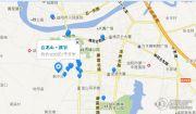 会龙山・溪谷交通图