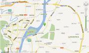 阳光江山金岸交通图