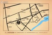 福林双鱼湾交通图